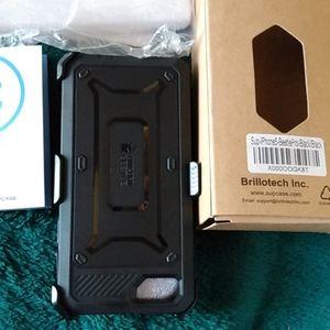 iPhone 5 unicorn beetle supcase